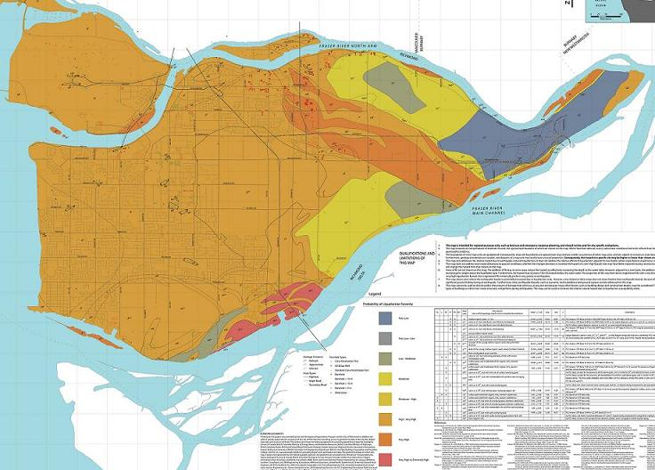 Liquefaction Map