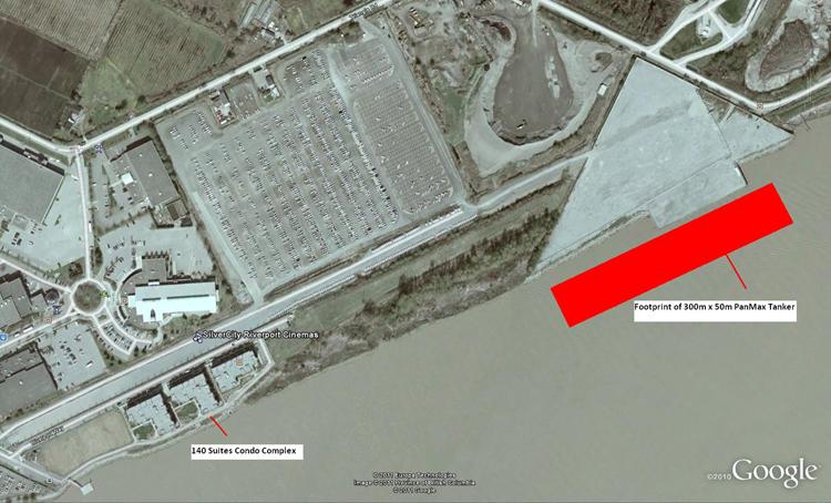 PanMax Tanker Footprint
